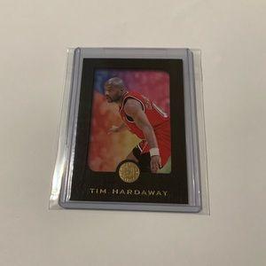Tim Hardaway '96 SkyBox E-XL Card